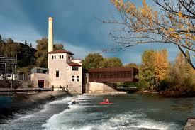 """Conmemoración al premio """"Hispania Nostra"""" concedido a Pamplona como """"parque fluvial"""""""