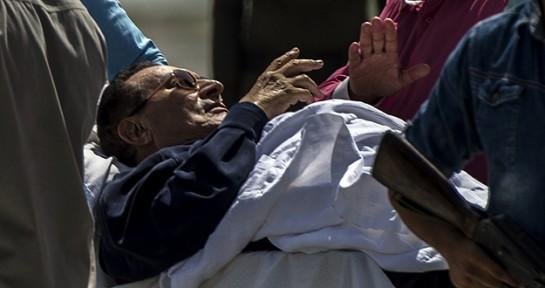 Aplazado el juicio contra Mubarak por la muerte de manifestantes