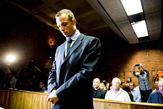 Pistorius,absueltode todos loscargos de asesinato
