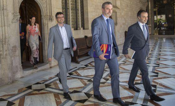 Sociedad Civil Catalana considera la consulta soberanista un fraude de ley