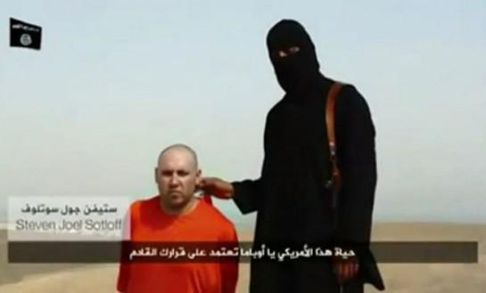 El Estado Islámico decapita al periodista norteamericano, Steven Sotloff