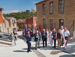 El Gobierno de Navarra subvenciona las obras de pavimentación y renovación de redes en Torres del Río