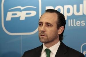 El presidente de la Comunidad Autónoma de Baleares, José Ramón Bauzá