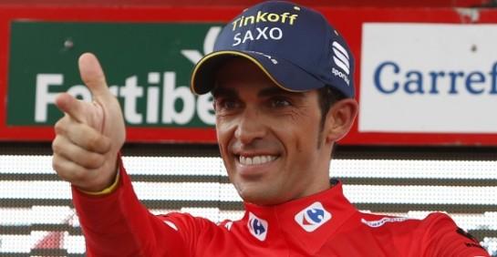 Nueva exhibición de Contador para sentenciar la Vuelta en Ancares