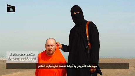 EEUU envía más soldados a Irak tras la decapitación del periodista Steven Sotloff
