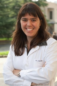 Profesora Maira Bes-Rastroll. Foto: UN