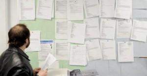 Buscando ofertas de empleo. Foto: Salamanca.24horas.com