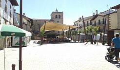 El Gobierno de Navarra costea con 201.291 euros la Herriko plaza de Lakuntza