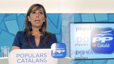 El PP pide a Mas que no aboque a los catalanes a la ilegalidad
