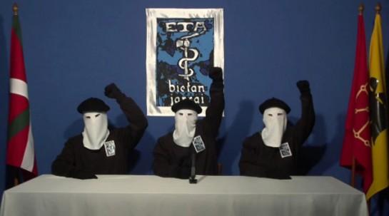 ETA reclama para el País Vasco seguir los pasos dados por Escocia y Cataluña