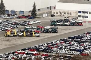 Un incendio en un armario eléctrico en VW detiene la producción 90 minutos