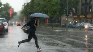Agosto fue un mes frío y tormentoso en Navarra, con temperaturas por debajo de la media