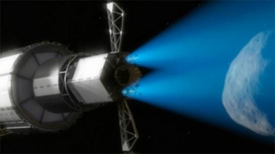 ¿Por qué pretende la NASA acercar un asteroide a la Tierra?
