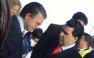 Francisco Granados y David Marjaliza.