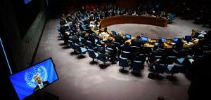 Imágen de archivo de una reunión del Consejo de Seguridad de la ONU. REUTERS