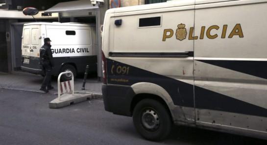 Cuatro detenidos por la 'Operación Púnica' han pasado la noche en prisión