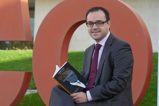 Presentado el libro sobre Gowex de Pedro Calvo en la UNAV