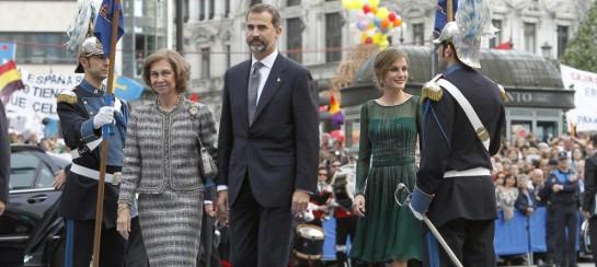 Interior envía agentes a Oviedo para que no revienten los Premios Príncipe de Asturias