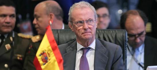 Alerta en Defensa: EE.UU. exige que 3.000 soldados combatientes del ébola descansen en España