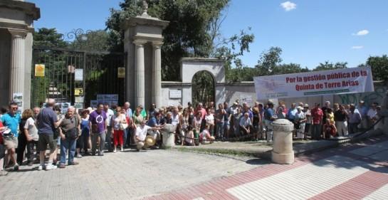 La Universidad de Navarra rechaza instalarse en el parque Torre Arias de Madrid ante la presión vecinal