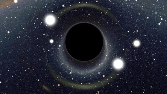 """¿Qué ocurriría si un ser humano """"cayera"""" dentro de un agujero negro?"""