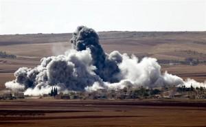 Muere un colaborador del líder de Estado Islámico en un bombardeo cerca de Faluya