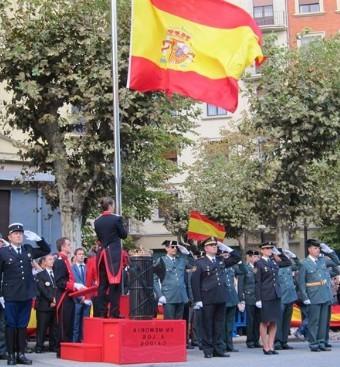 """Carmen Alba destaca las """"altas cotas de seguridad"""" en Navarra"""