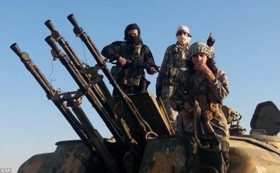 Estado Islámico se hace con el control de la ciudad iraquí de Kubaisa