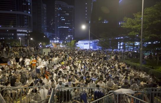 El Gobierno de Hong Kong pide poner fin «inmediatamente» a las protestas