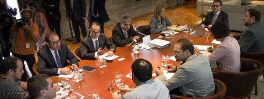 Artur Mas insiste en hacer una consulta alternativa para que se vote el 9-N
