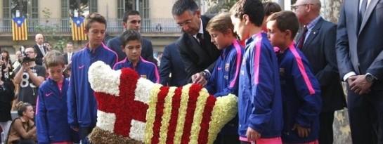 El F.C. Barcelona se adhiere al pacto por el derecho a decidir en Cataluña