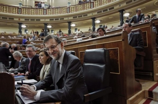 Rajoy Rajoy llama a la calma y promete transparencia sobre el ébola