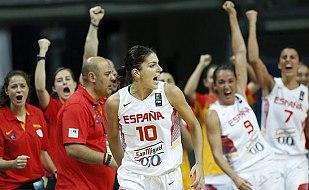 España arrolla a China y se planta en semifinales del Mundial