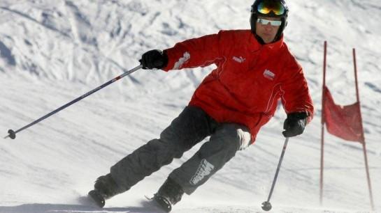 Hipótesis francesa: Schumacher fue víctima de ¡su propia cámara!