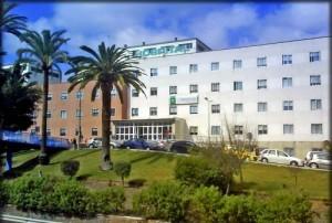 Hospital de Jerez.
