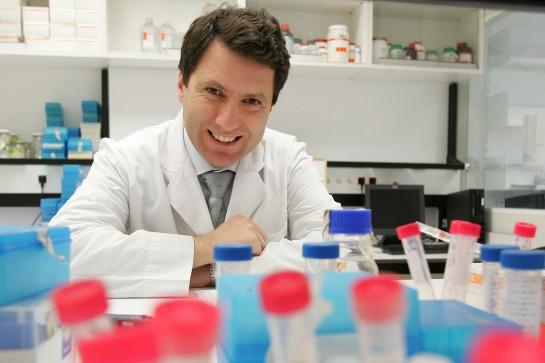 """Ignacio Melero, investigador del CIMA: """"estamos en la edad de oro de la inmunoterapia del cáncer"""""""