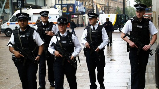 Reino Unido asegura haber desmantelado planes terroristas de Estado Islámico en suelo británico