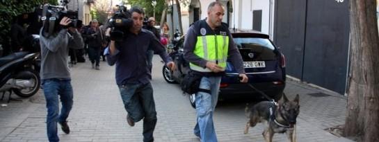 Oleguer Pujol y su socio quedan en libertad como imputados tras el registro de sus domicilios