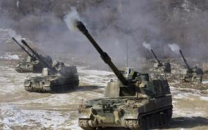 Las dos Coreas intercambian fuego de artillería