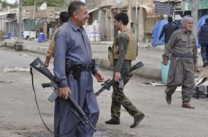 Las fuerzas de seguridad de Irak han recuperado la mayor parte de Jurf al-Sakhar