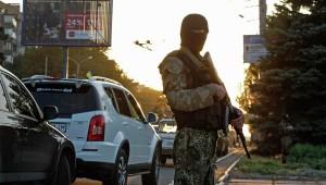 Milicias prorusas de Donetsk