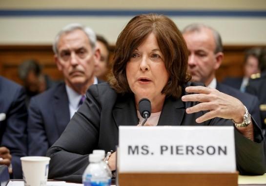 Dimite la directora del Servicio Secreto por fallos en la protección de Obama