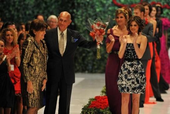 Muere Óscar de la Renta, el nombre en la moda mundial