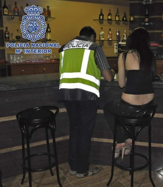 La Policía libera a una joven rumana de 18 años obligada a prostituirse en un piso de Zaragoza