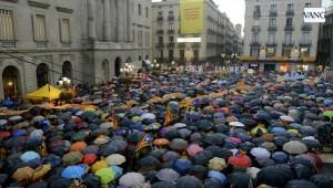 Plaza de San Jaime (Barcelona). (Foto: La Vanguardia).