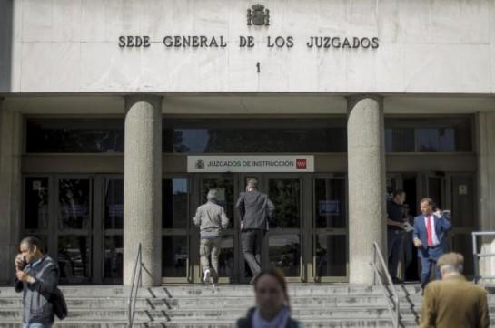 Justicia calcula que se necesitan 282 plazas, dos en la Audiencia Nacional, para que todos los jueces tengan destino
