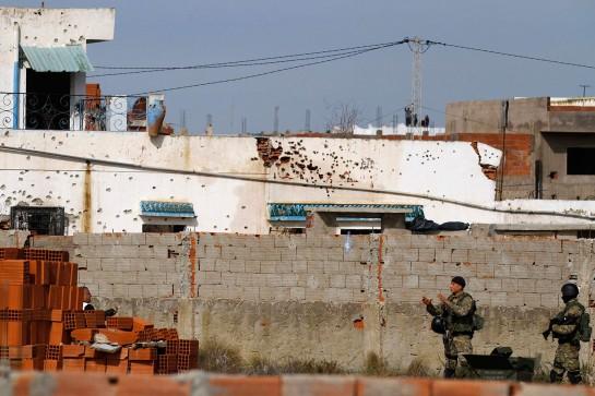 Al menos seis muertos en Túnez en una operación antiterrorista