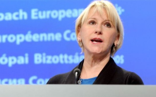 Suecia, primer miembro de la UE que reconoce a Palestina como estado independiente