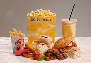 Las dietas de EE. UU. siguen conteniendo demasiadas grasas malsanas