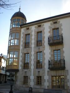 Ayuntamiento de Olazagutia.